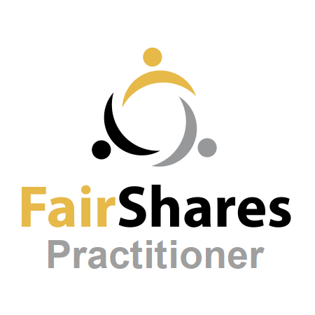 Certified FairShares Practitioner Logo